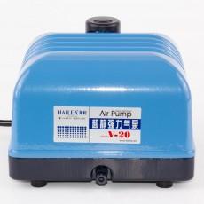 Диафрагмовый компрессор Hailea V-Series Super V-20