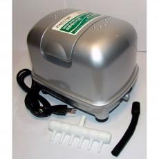Диафрагмовый компрессор Hailea Super silent ACO-9810, водозащищ, энергосбер., безшумн.
