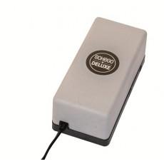 Бесшумный компрессор для аквариума SCHEGO M2K3 DELUXE компрессор с потенциометром