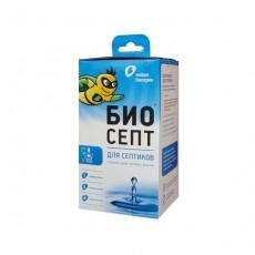 Биоактиватор БИОСЕПТ 12 пакетиков,  300гр.