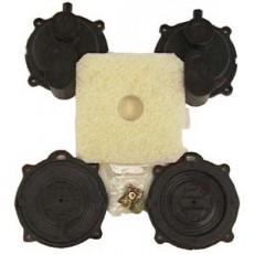 K-EL-D Ремкомплект для компрессора SECOH EL-60, -80 15, -80 17, -100, -120W, -150W, -200W