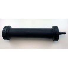 Hailea Air Stone BQ-24, распылитель мембранный цилиндр, черный