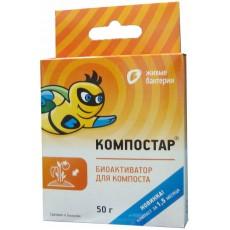 Биоактиватор компоста Компостар