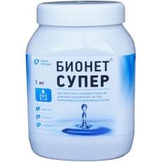 Био-очиститель дренажа Бионет Супер 1кг