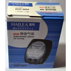 Hailea Adjustable silent ACO-6604